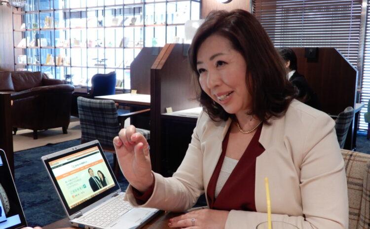 第2話 FPをもっと身近に!未来に使うお金のことをファイナンシャルプランナーと一緒に考えてみませんか。山中伸枝さんインタビュー