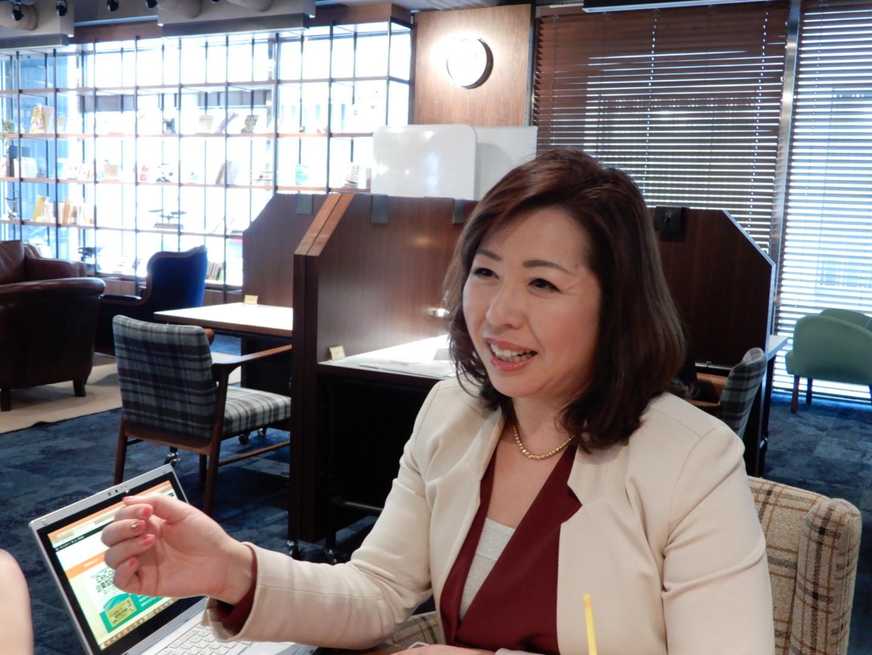 第1話 FPをもっと身近に!未来に使うお金のことをファイナンシャルプランナーと一緒に考えてみませんか。山中伸枝さんインタビュー