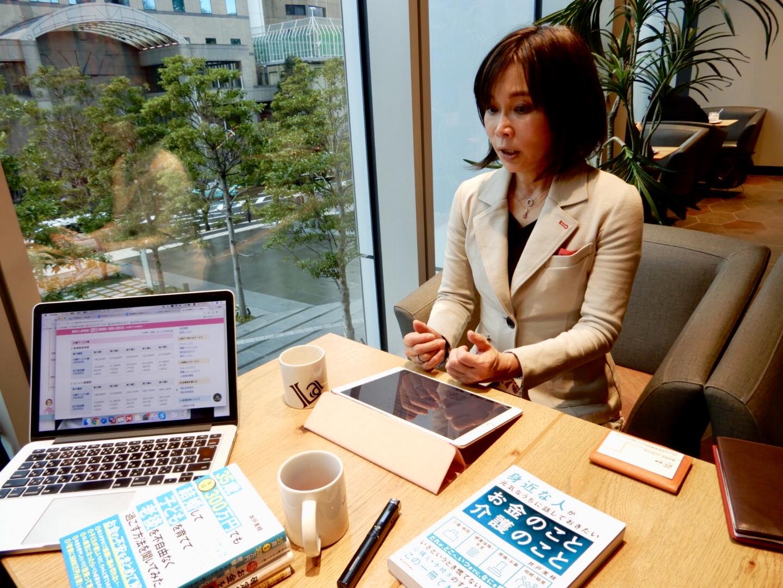 第2話 お金よりも大切なこと。ファイナンシャルプランナーが教えるシンプルライフとは?!井戸美枝さんインタビュー